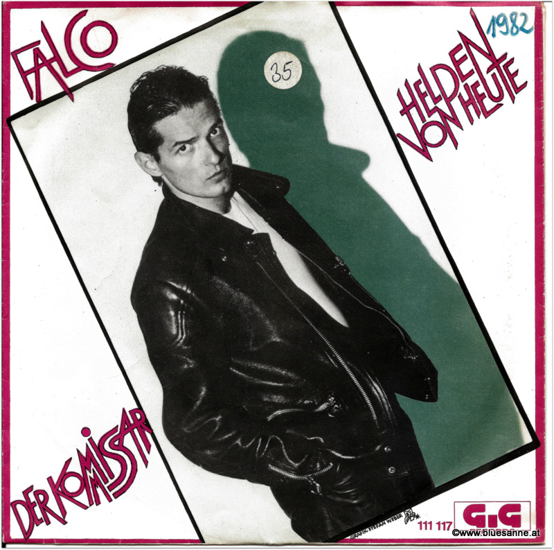 Falco Der Kommissar Single