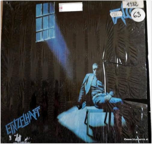 Falco Einzelhaft 1982 LP