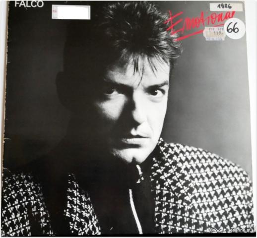 Falco Emotional 1986 LP