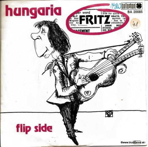 Fritz – Hungaria 1980