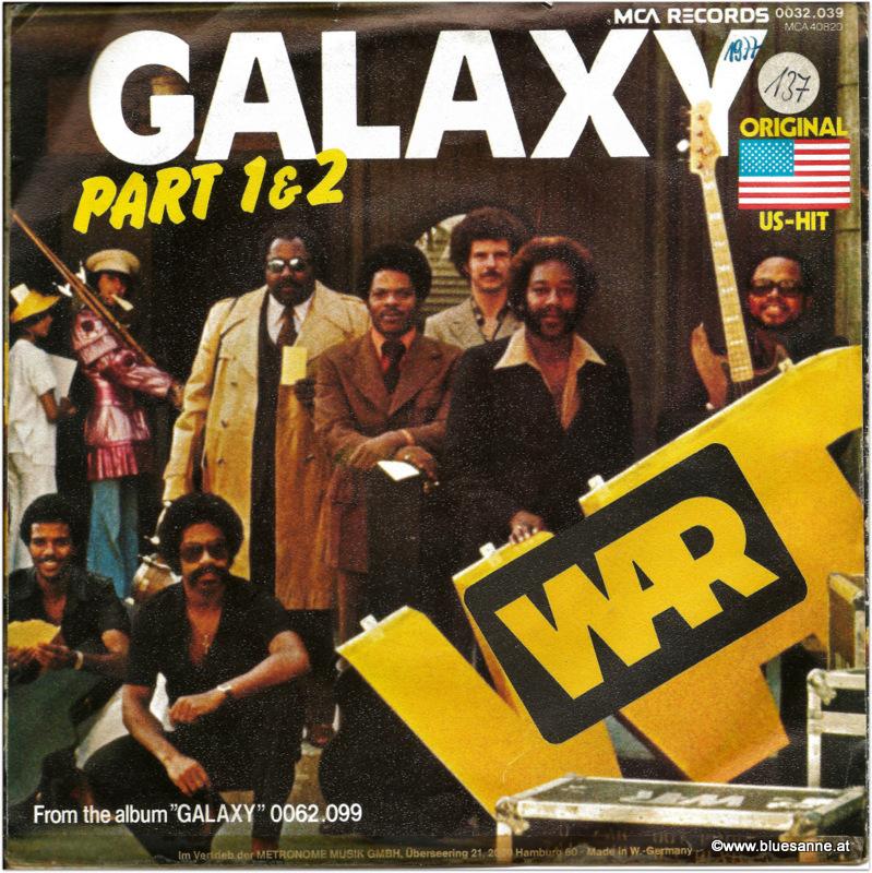 Galaxy War Single