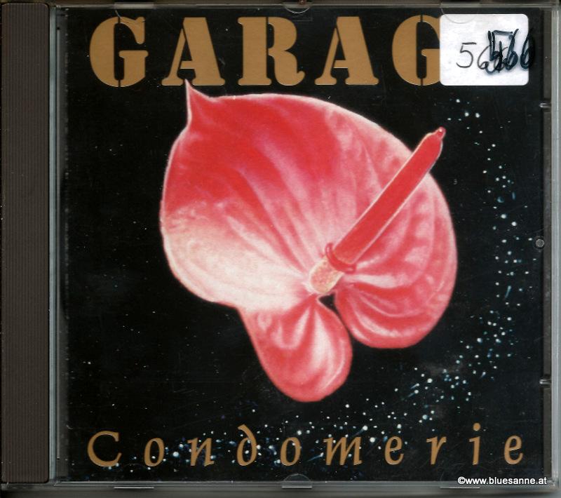 Garage – Condomerie 1996 CD