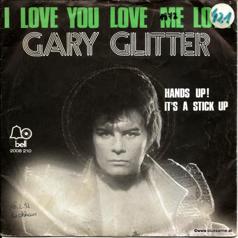 Gary Glitter - I love you love me love 1972