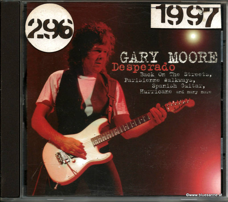Gary Moore – Desperado 1997 CD