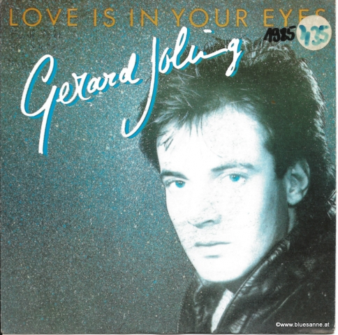 Gerard Joling ‎– Love Is In Your Eyes 1985
