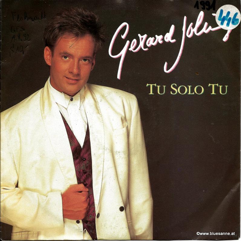 Gerard Joling – Tu Solo Tu 1991