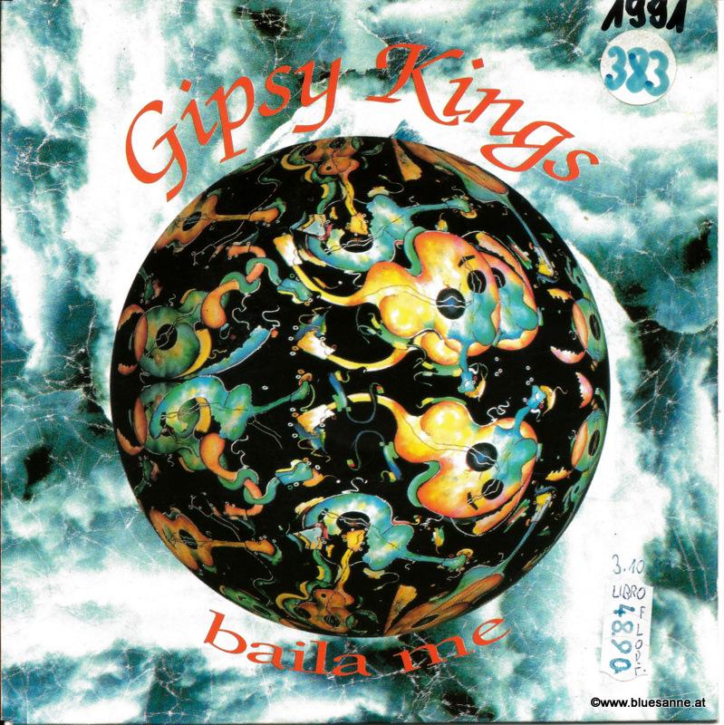 Gipsy Kings – Baila Me 1991