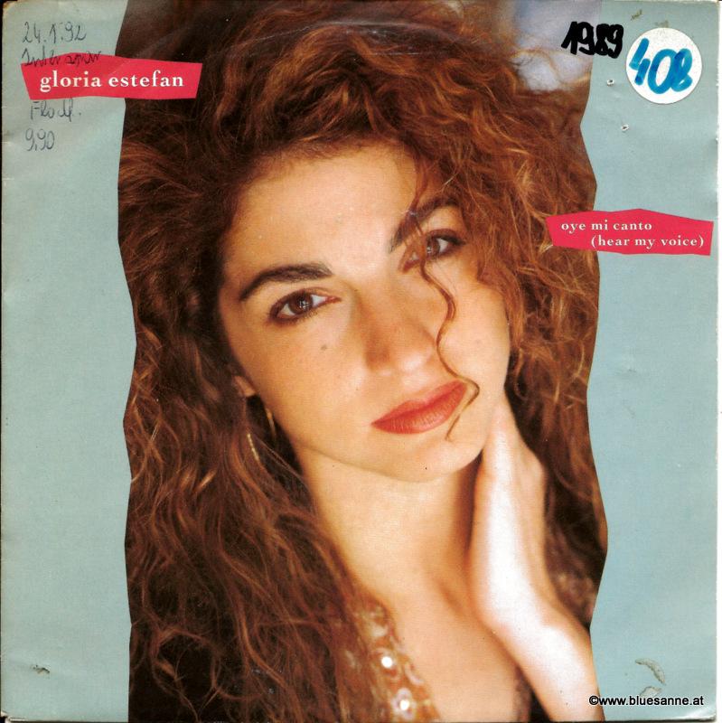 Gloria Estefan - Oye mi canto 1989