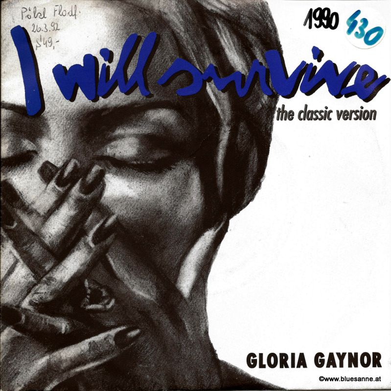Gloria Gaynor -  I will survive 1990