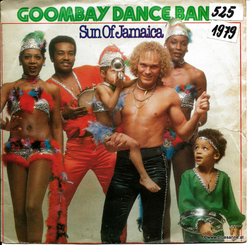 Goombay Dance Band ‎– Sun Of Jamaica 1979