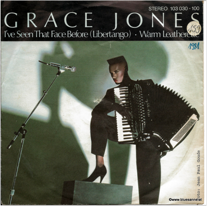Grace Jones Libertango 1981