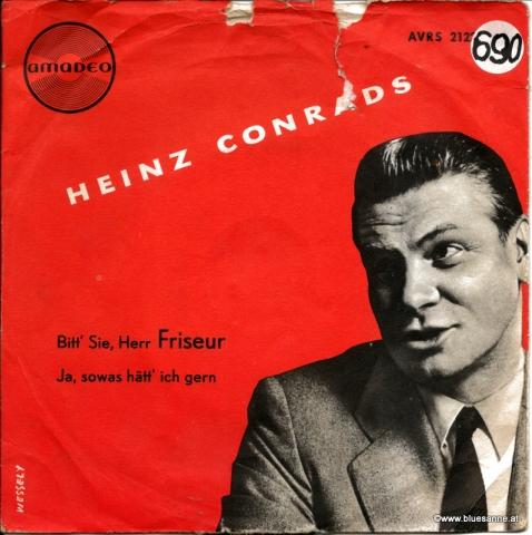 Heinz Conrads - Bitt´Sie, Herr Friseur 1960
