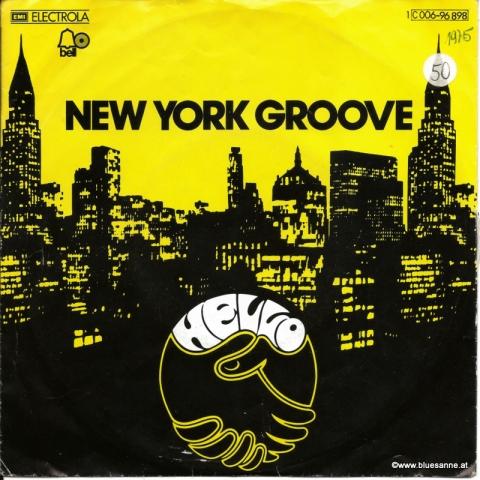 Hello – New York Groove 1975