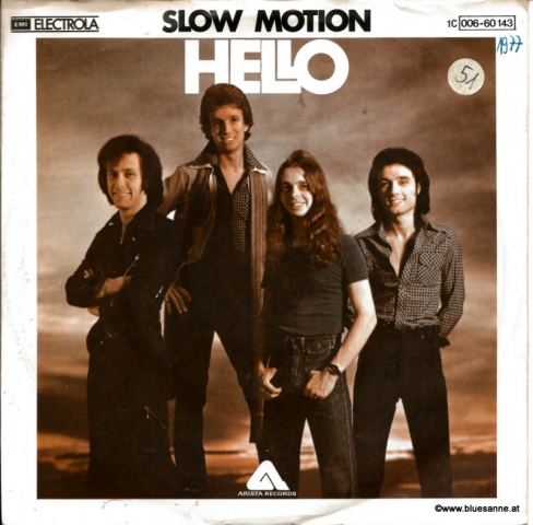 Hello ‎– Slow Motion 1977