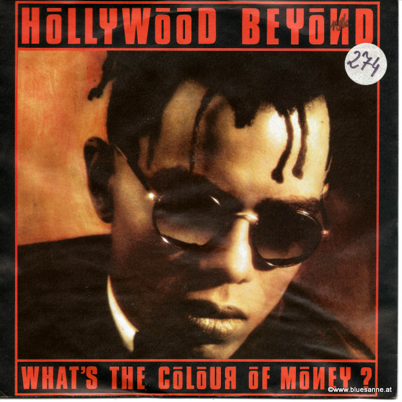 Hollywood Beyond ‎– Whath ;s the colour of money 1986