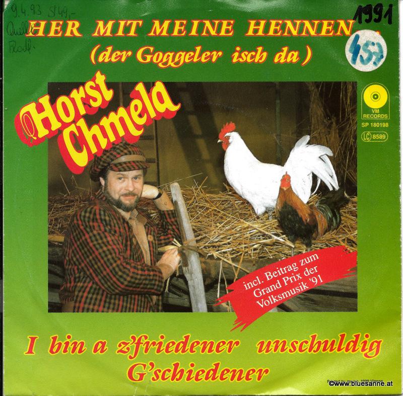 Horst Chmela - Her mit meine Hennen 1981