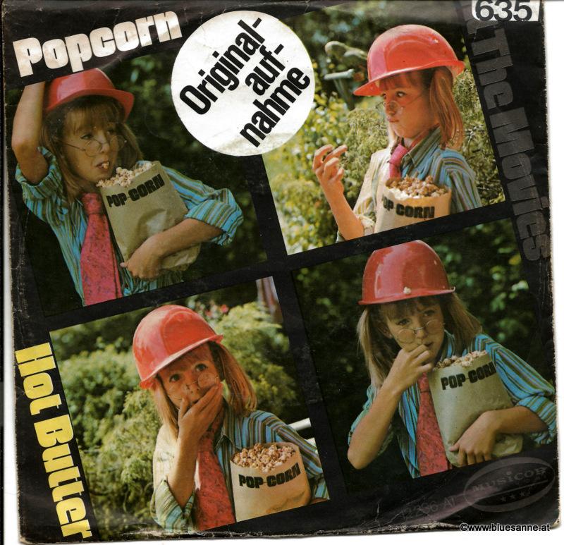 Hot Butter - Popcorn 1972