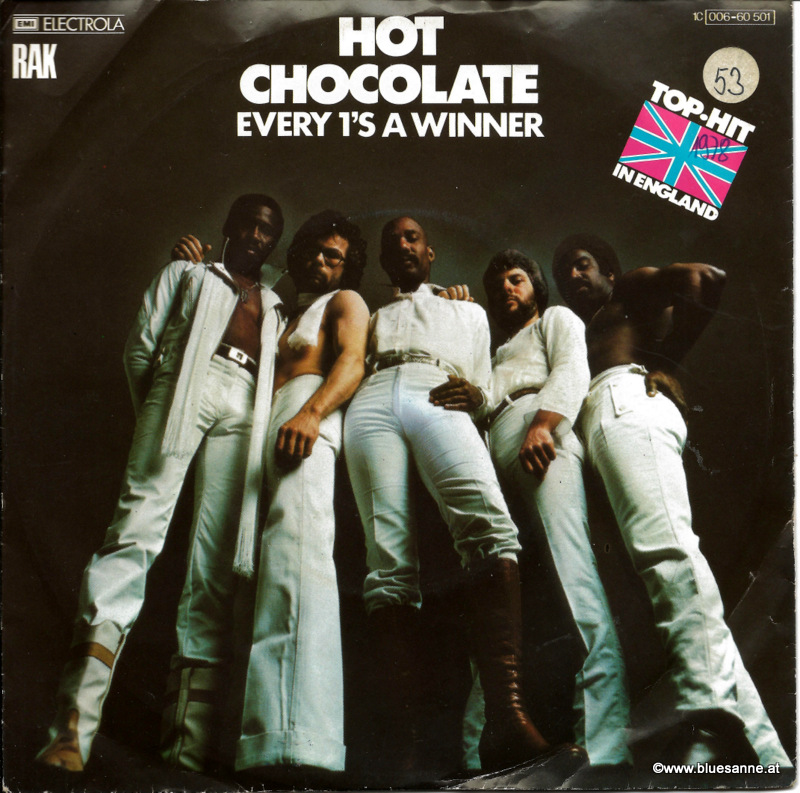 Hot Chocolate - Every 1´s a winner 1978