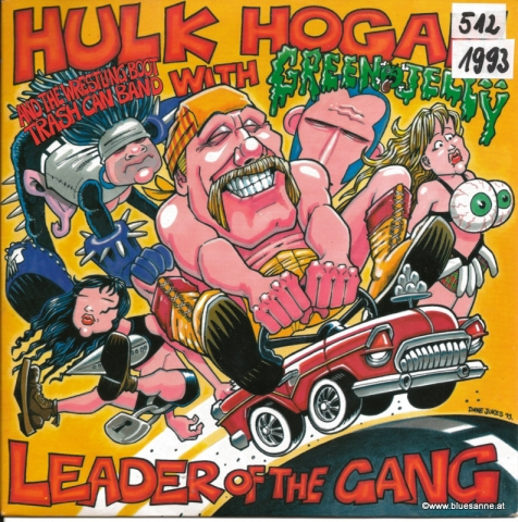 Hulk Hogan - Leader of the Gang 1993