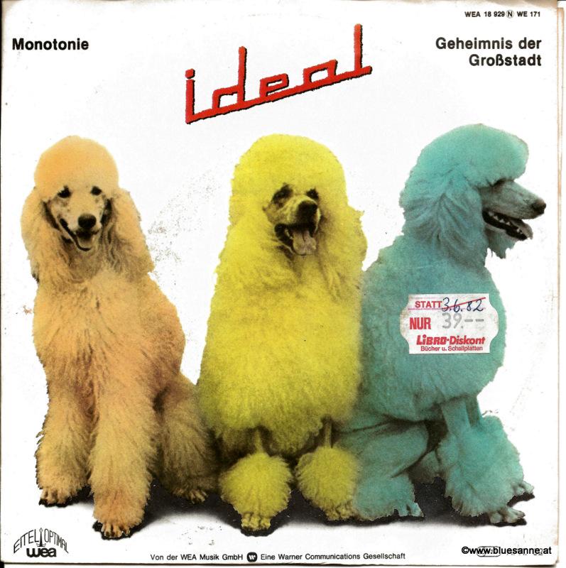 Ideal  – Monotonie 1982
