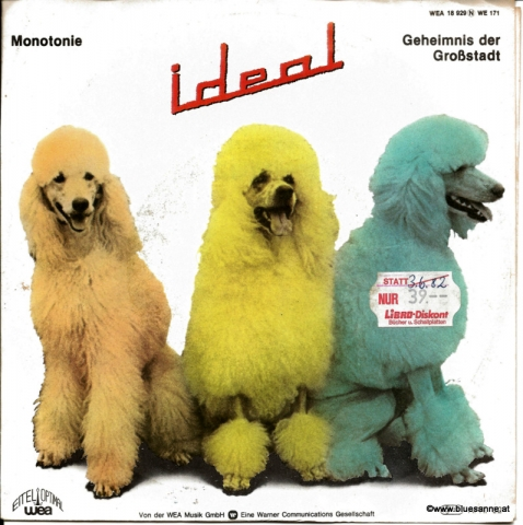 Ideal  ‎– Monotonie 1982