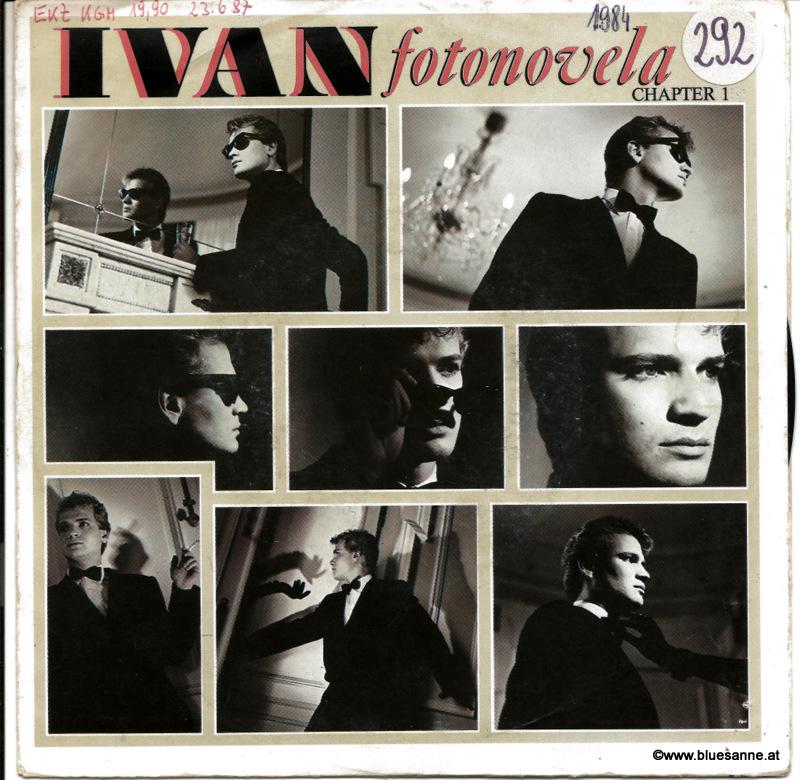 Ivan - Fotonovela 1984 Single
