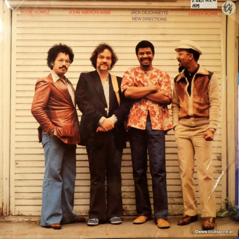 Jack DeJohnette – New Directions 1978 LP