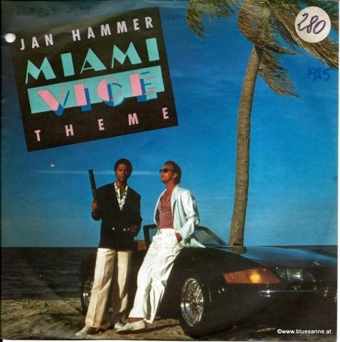Jan Hammer – Miami Vice Theme 1985