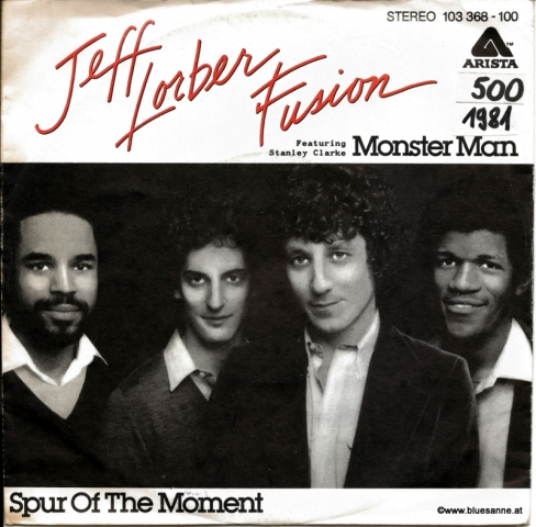 Jeff Lorber Fusion - Monster Man 1981