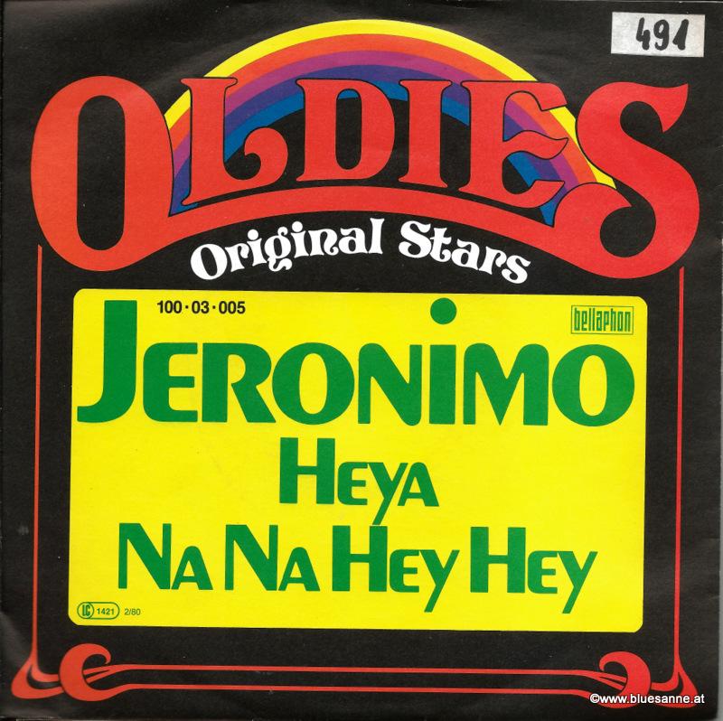 Jeronimo  – Heya + Na Na Hey Hey 1985