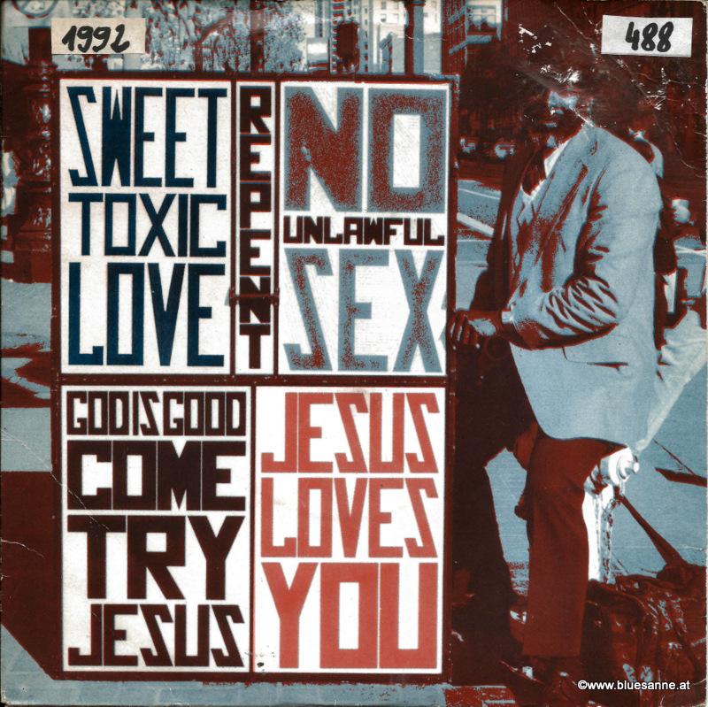 Jesus Loves You – Sweet Toxic Love 1992