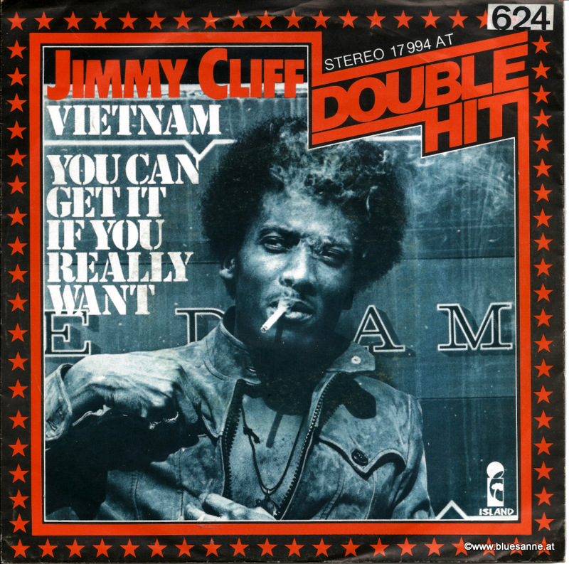Jimmy Cliff ‎– Vietnam 1970