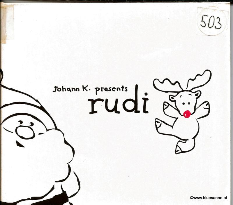 Johann K. – Rudi 2002 CD-Single