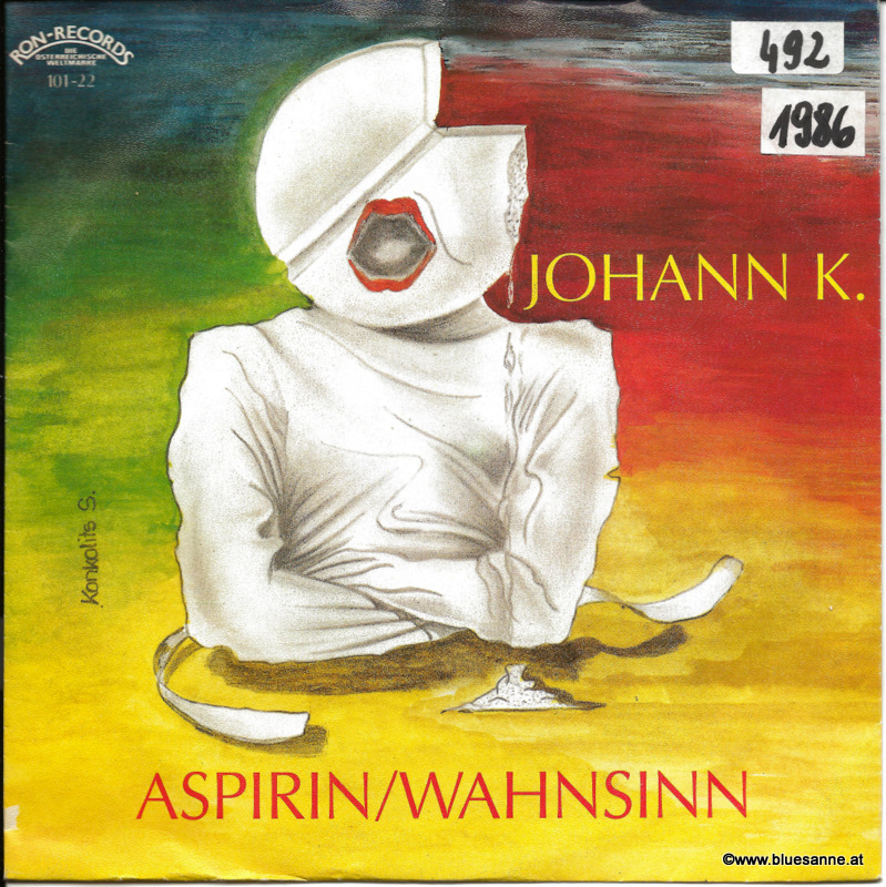 Johann K. - Aspirin 1986 Single