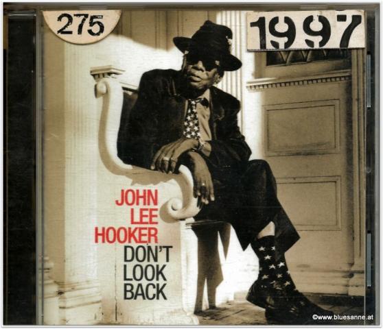 John Lee Hooker Don´t look back CD