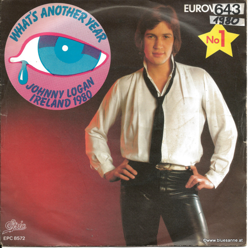 Johnny Logan - What´s another year 1980