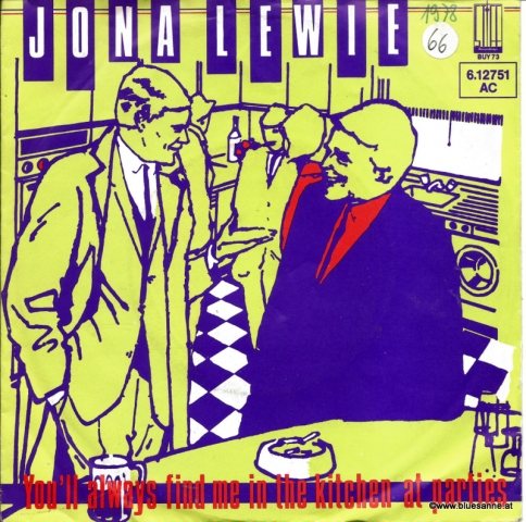 Jona Lewie - You´ll Always Find Me In The Kitchen At Parties 1980