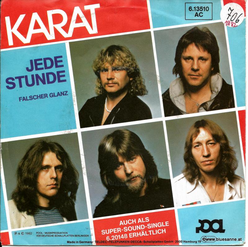 Karat – Jede Stunde 1982