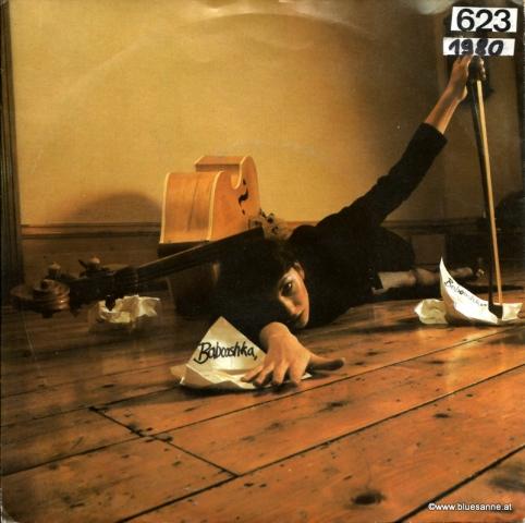 Kate Bush – Babooshka 1980