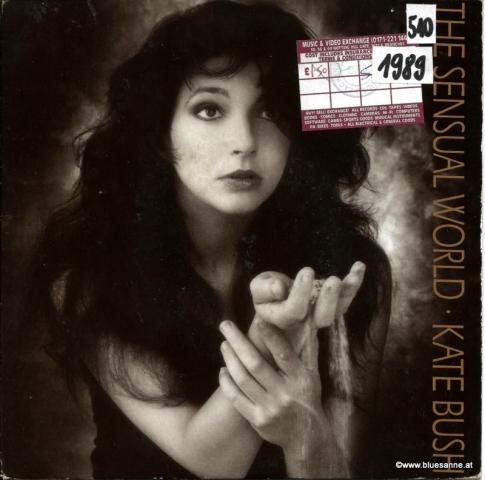 Kate Bush – The Sensual World 1989 Single
