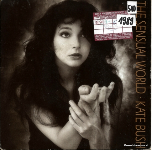 Kate Bush ‎– The Sensual World 1989 Single