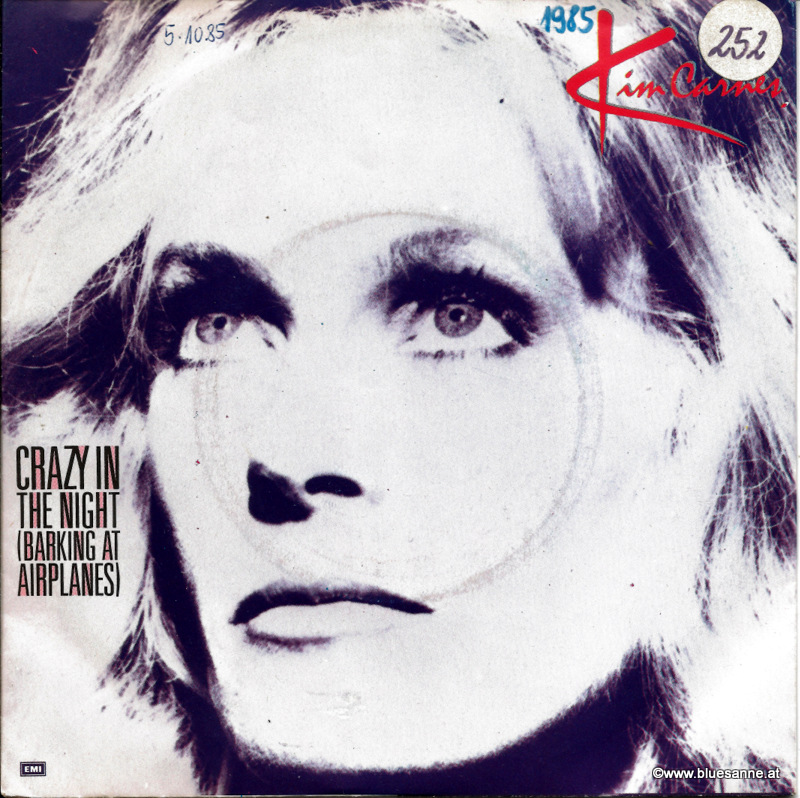 Kim Carnes – Crazy In The Night 1985