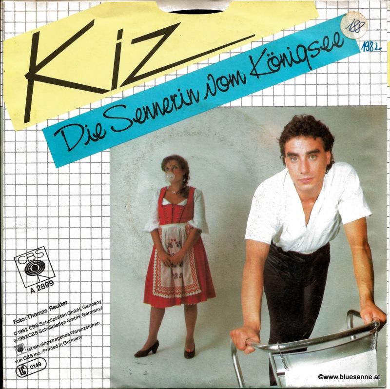 Kiz – Die Sennerin vom Königsee 1982