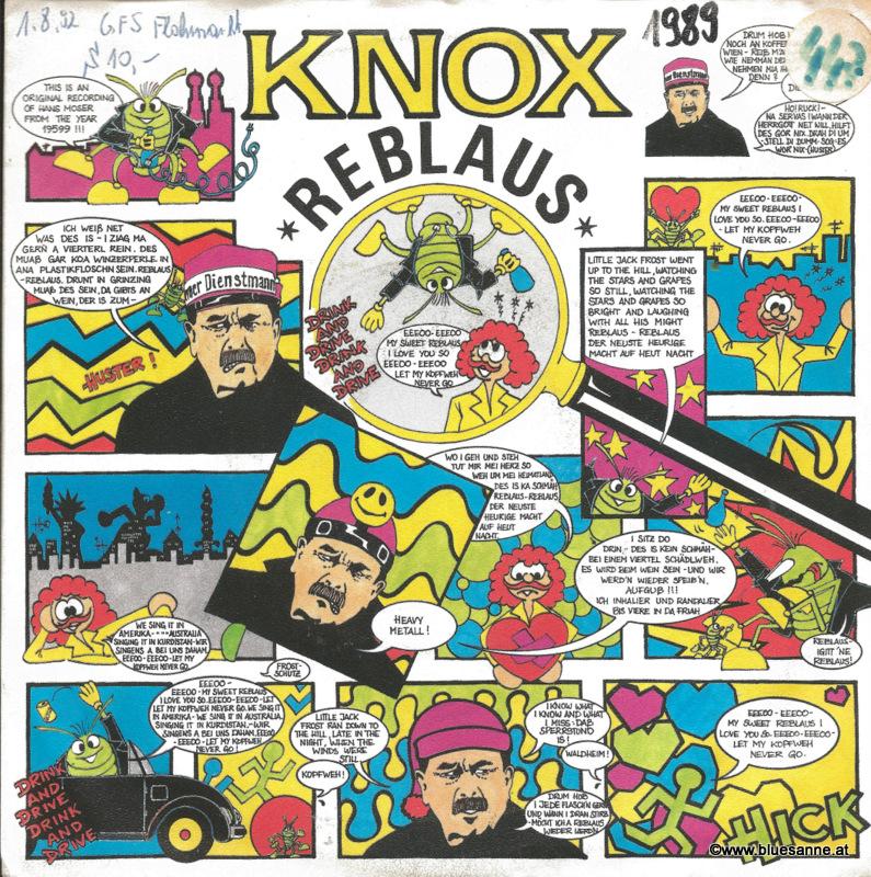 Knox  – Reblaus 1989