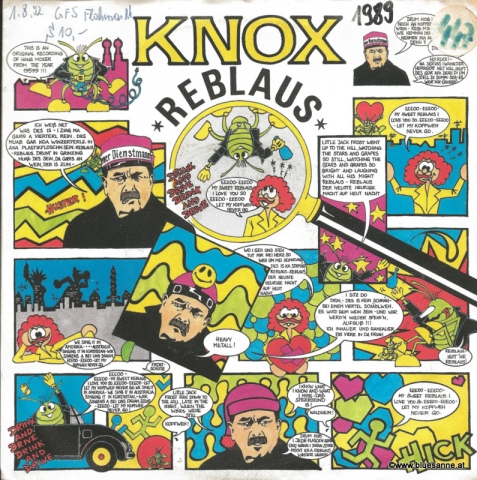 Knox  ‎– Reblaus 1989