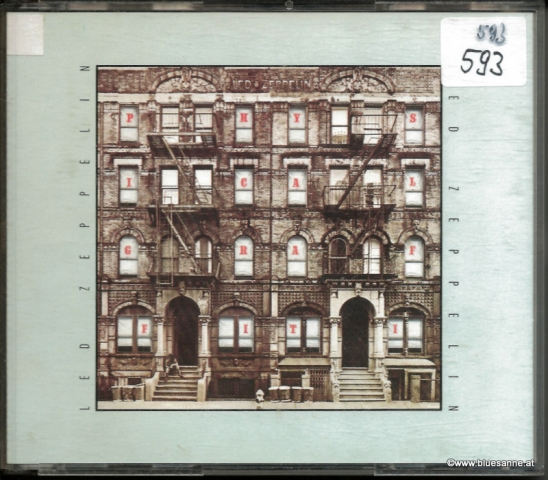 Led Zeppelin Physical Graffiti 1975 Doppel-CD
