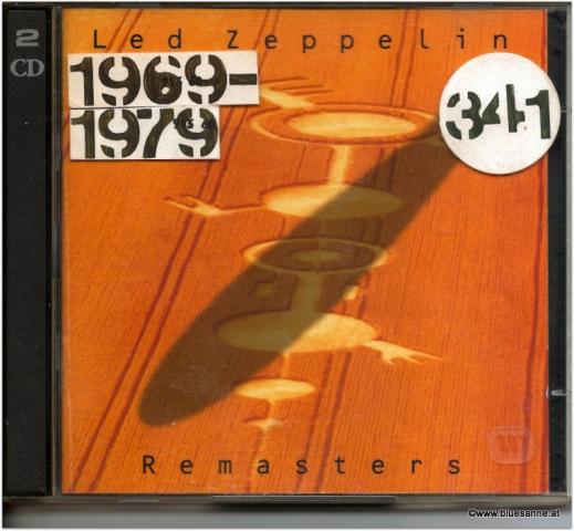 Led Zeppelin Remasters Doppel CD