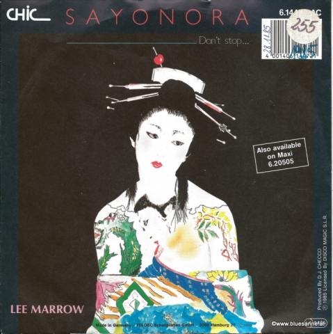Lee Marrow ‎– Sayonara (Don´t stop...) 1985