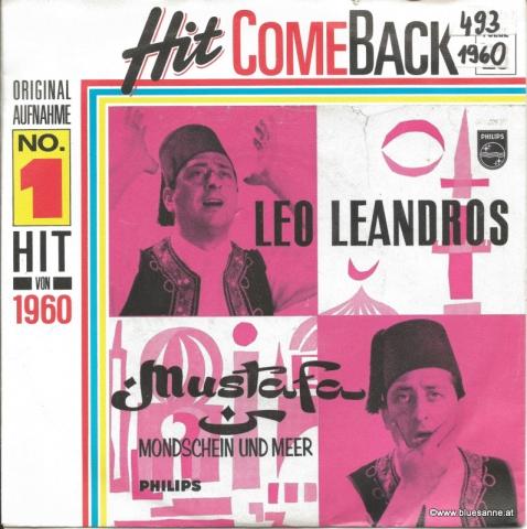 Leo Leandros – Mustafa 1960