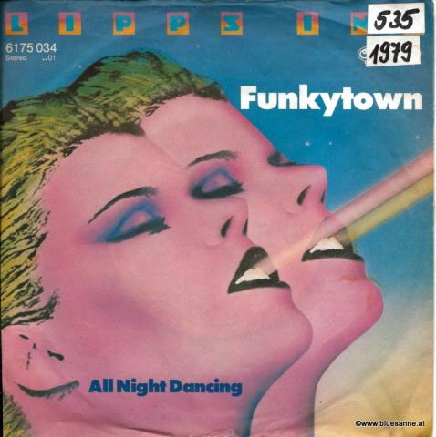 Lipps, Inc. – Funkytown  1979